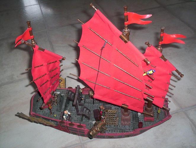 Pirates of the Carribean Empress