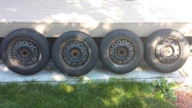 Pirelli Tires on Rims 175/65 R14