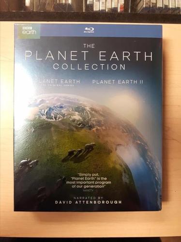 Planet Earth I & II Gift Set on Blu-ray