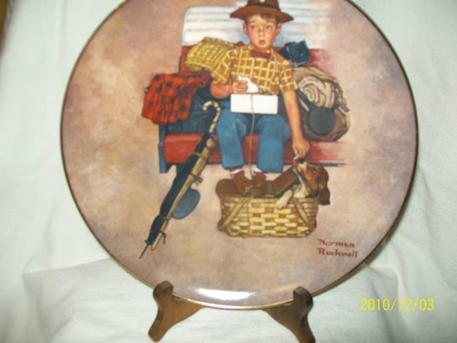 plates from bratford exchange all new in boxes