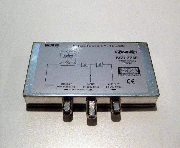 Posted 4 minutes ago  Satellite Customer Device NAS SCD-2P3E - $40