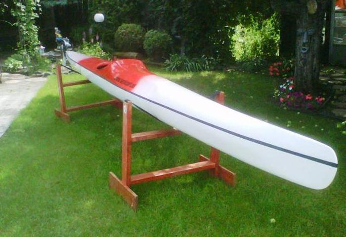Racing Sea Kayak