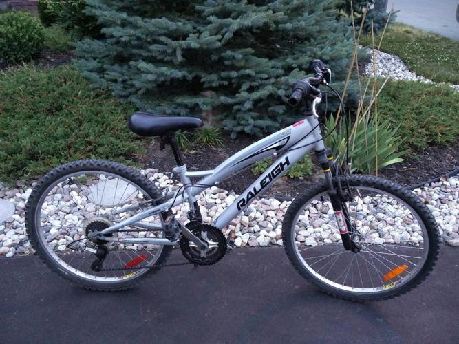 "Raleigh Ambush Youth Bike 24"""