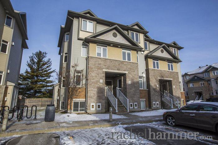 Rare End Unit - 3 Bedroom 2 storey condo