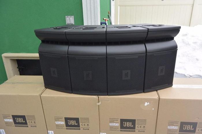 RCF HDL20 A Amplified 1400W Line Array Module Amplified Speaker