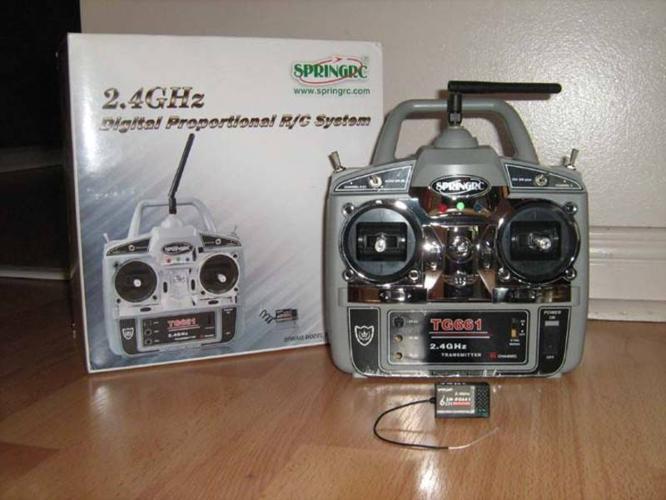 RC/Transmitter