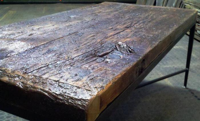 Reclaimed Barn Wood Coffee Table One Of A Kind Craggle