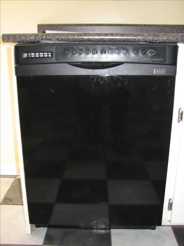 RENO SALE Kenmore Elite Ultra Wash Black Dish Washer (built in)