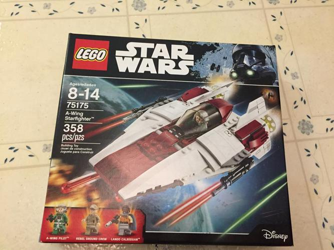 *RETIRED* LEGO Star Wars A-Wing 75175 *BRAND NEW*