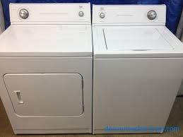 Roper Washer and Dryer, Excellent Condition