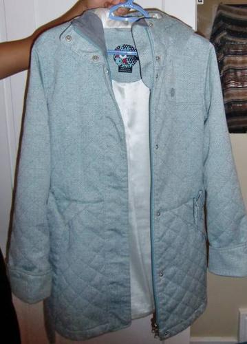 Roxy Clothing - Long Winter Coat