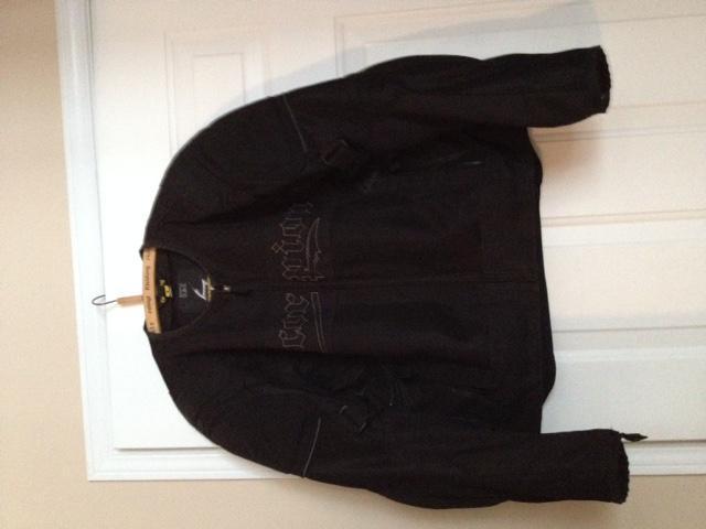 Scorpian motorcycle  padded jacket , nylon liner and padded pants