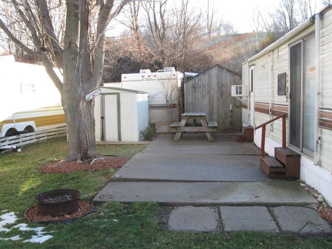 Seasonal trailer & shed @ Goderich Maitland Marina/Trailer Park