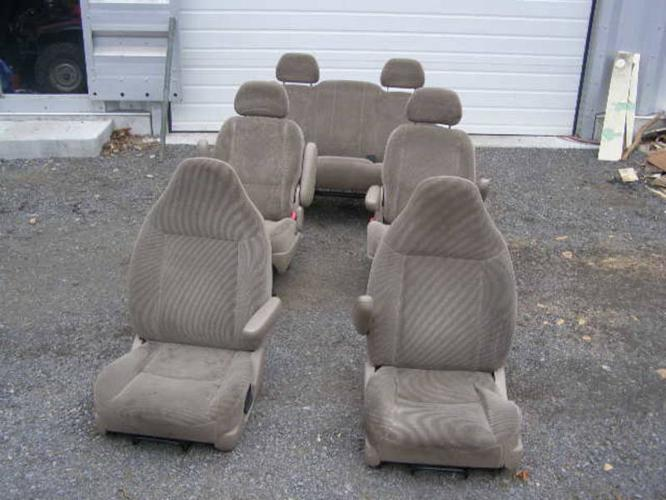 seats from windstar will fit 1999 to 2003