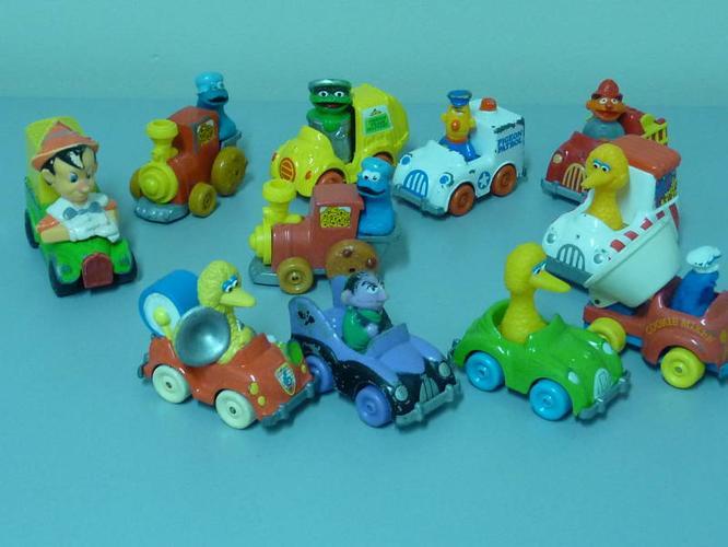 Sesame Street Die Cast Cars – Articleblog info