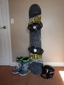 Snowboard Gear quicksell
