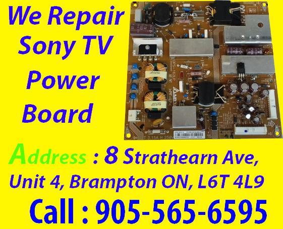 """SONY, DPS-162LP, 1-895-316-11, """"REPAIR SERVICE ONLY"""" 6 Blink"""