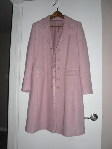 Spring / winter coat, size 8-10