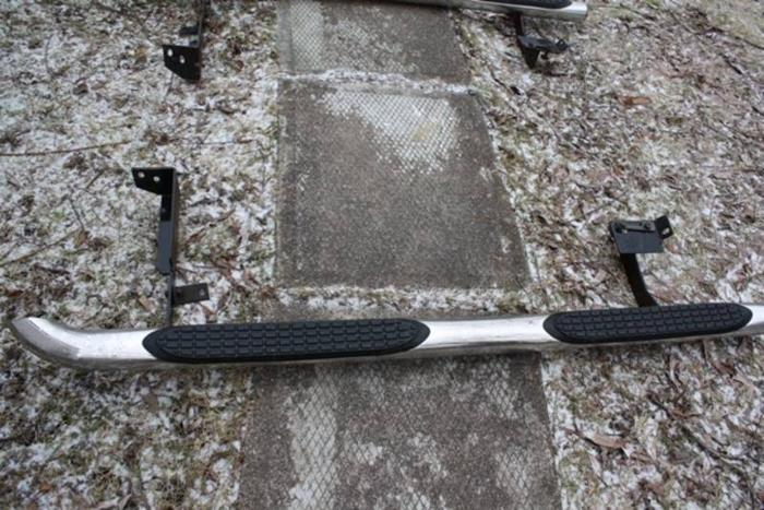 Stainless Steel step bars