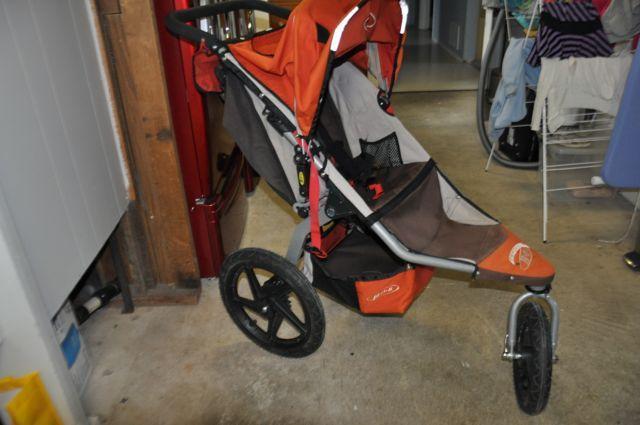Stroller Bob Revolution