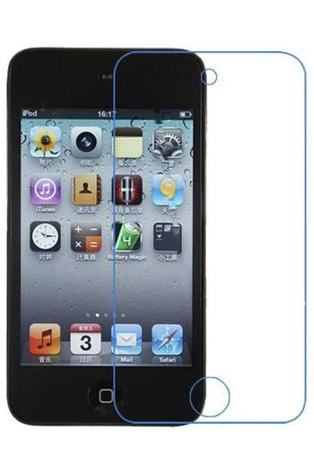 Tempered Glass Screen Protector For Apple iPod Touch 4