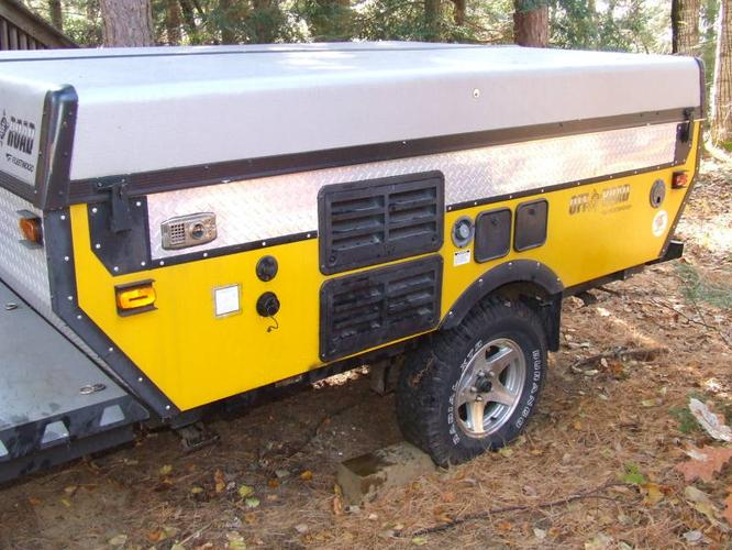 Tent Trailer For Off Road Or Anywhere For Sale In