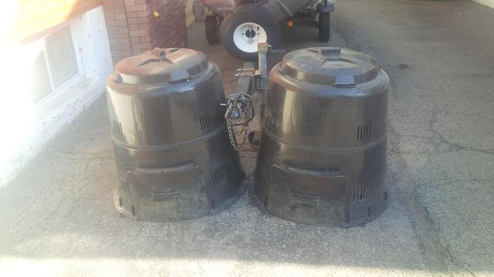 The Earth Machine Composters