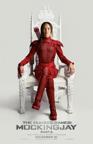 The Hunger Games Mocking Jay pt 2