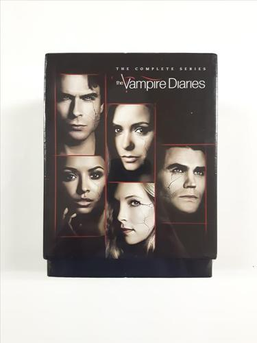 The Vampire Diaries: The Complete Series on DVD
