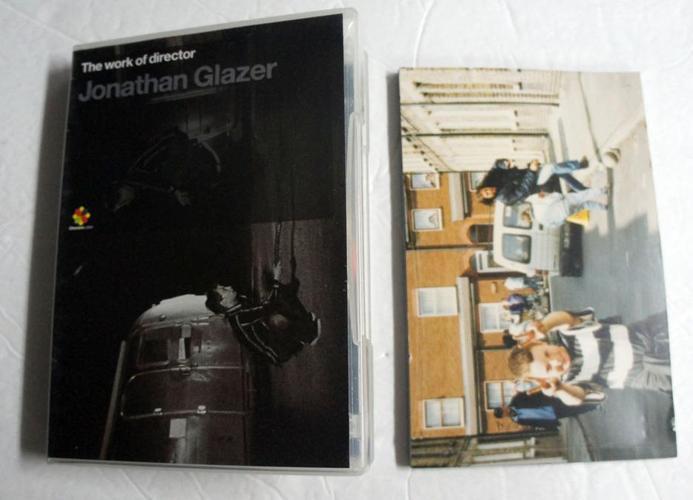 The Work of Director Jonathan Glazer and Chris Cunningham DVD