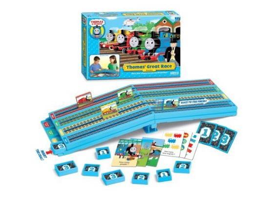 Thomas & Friends Great Race Board Game