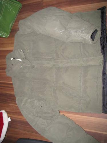TIMBERLAND DUCK DOWN FILLED WNTER JACKET.