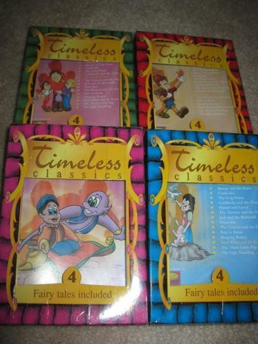 TIMELESS CLASSICS FAIRY TALES