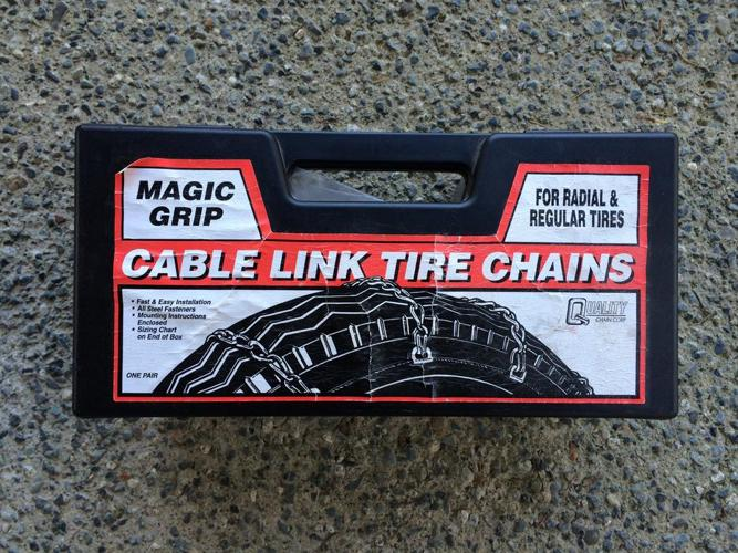 Tire Chains - Never Used