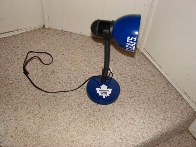 toronto Hockey lamp