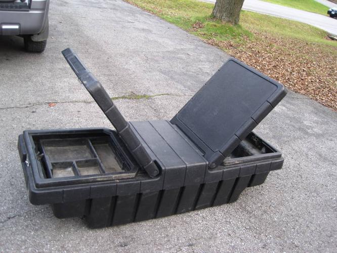 Truck bed storage box for sale in kingston ontario ads - Pickup bed storage boxes ...