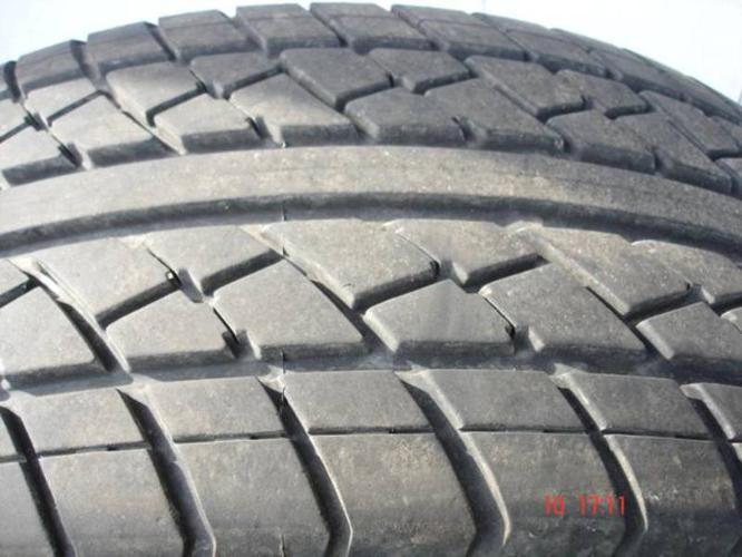 Two- 225/60R16 Nexen All Season Tires