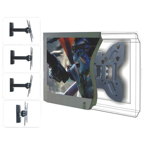 TygerClaw 14? ? 40? Full-Motion Swival Wall Mount LCD5305BLK