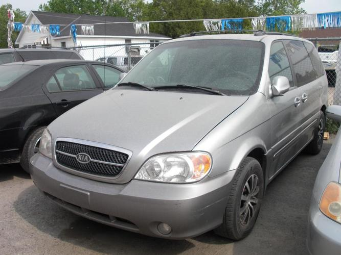 U FIX *** U $AVE  2004 KIA SEDONA