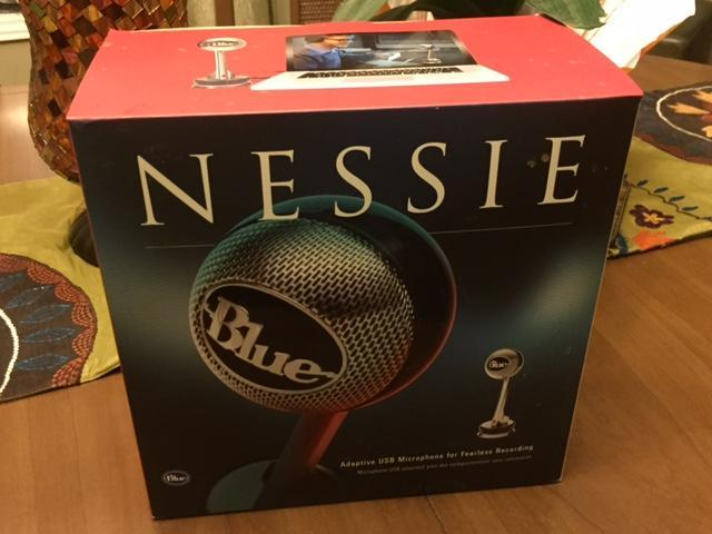 USB Microphone (never been used)