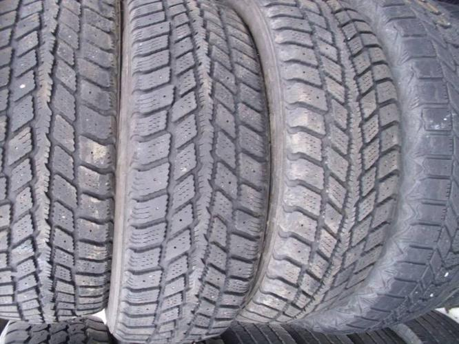 USED MUD AND SNOW TIRES - INSTALLATION BARRIE- R14'' R15'' R16''