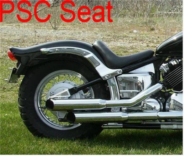 V-Star 650 Custom PCS Solo Seat for sale in Kingston, Ontario - Ads