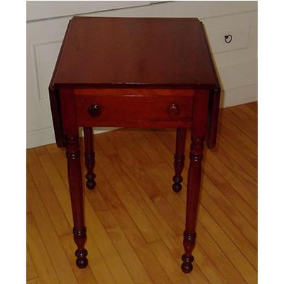 Victorian Mahogany Pembroke Table (circa 1880)
