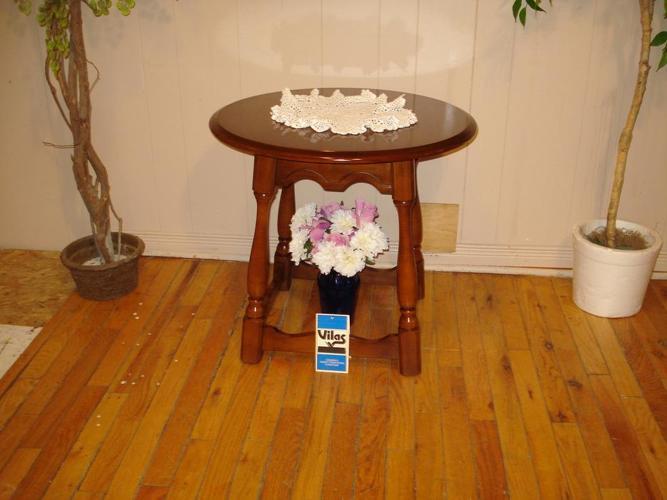 """Vilas"""" Solid Maple Table"""