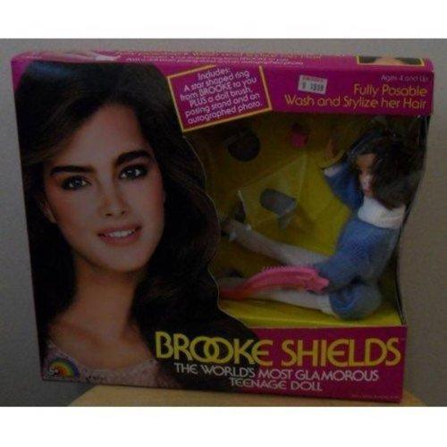 VINTAGE 1982 BROOKE SHIELDS Doll ~Autograph~Photo