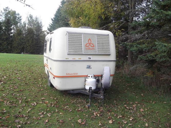 Brilliant  Vintage Scotty Camper Trailer For Sale In North Gower Ontario