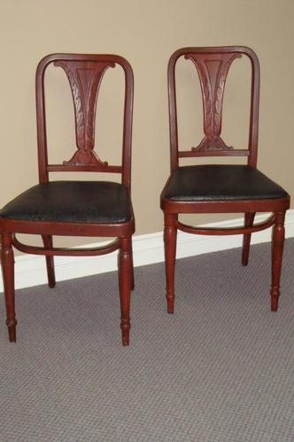 Vintage Chairs (2)