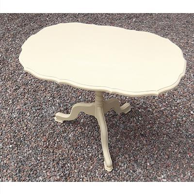 Vintage Drop Down Occasional Table