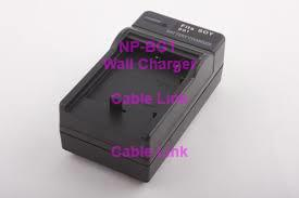 Wall Charger for Sony NP-BG1 Camera Battery