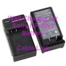 Wall Charger for Sony NP-BN1 Battery